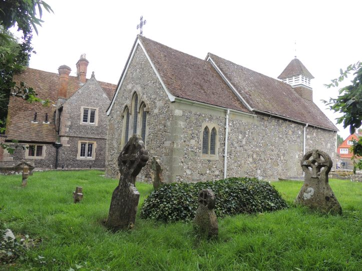 Herbert church and rectory