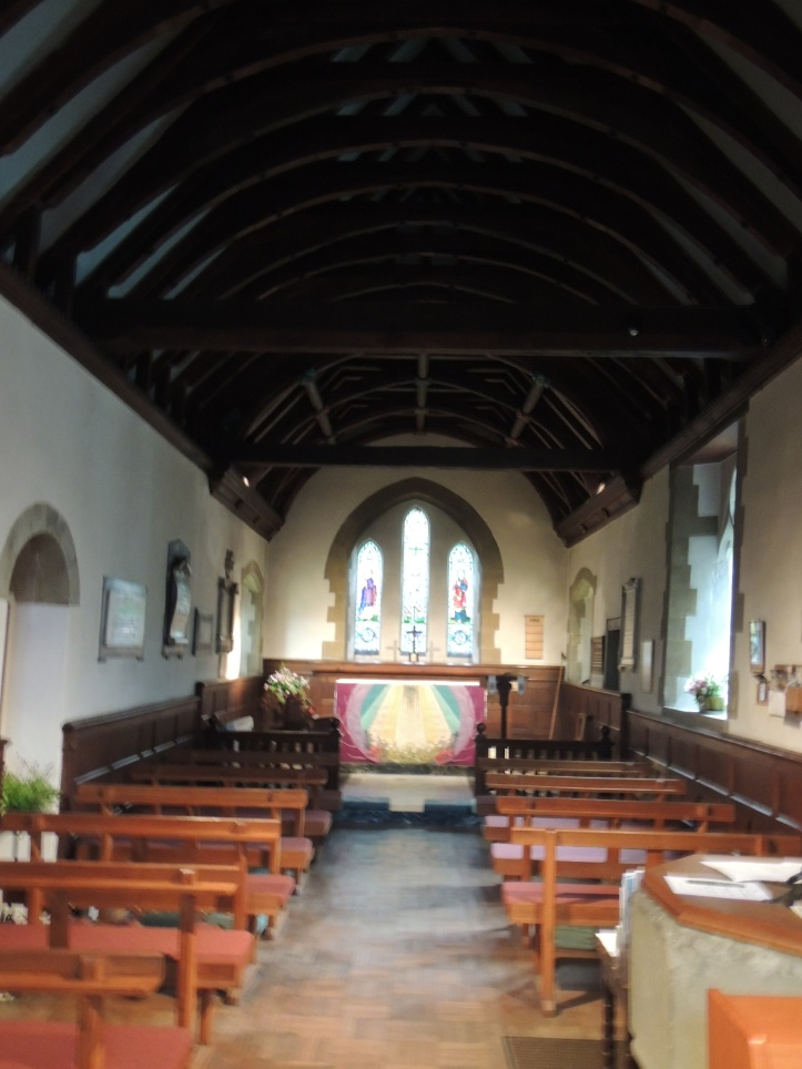 Herbert church interior