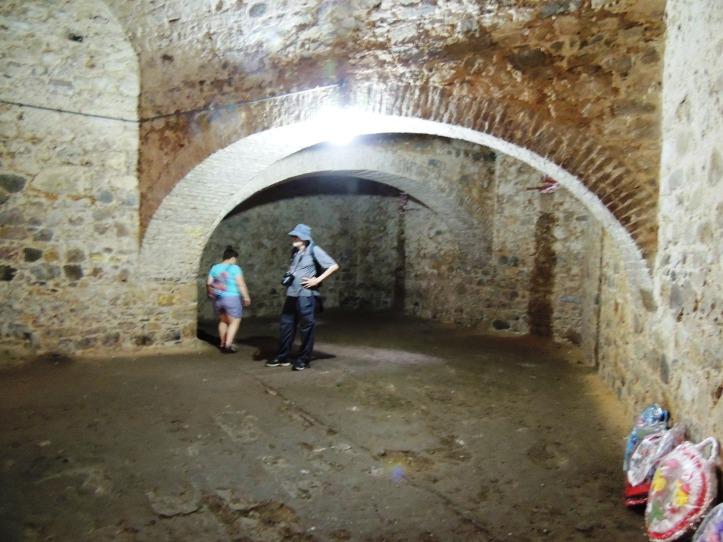 Castle women's dungeon