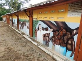 Assin Manso mural merchant