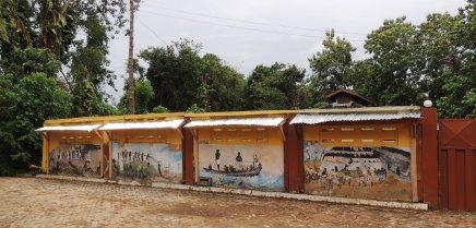Assin Manso murals