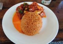 Food jollof rice